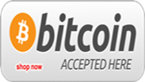 We Accept BitCoins|Shop Now!